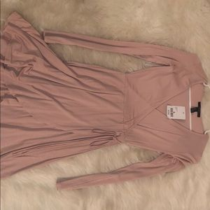 forever 21 long sleeve dress